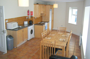 Davcon Court Student Accomodation - Fully Fitted Kitchen