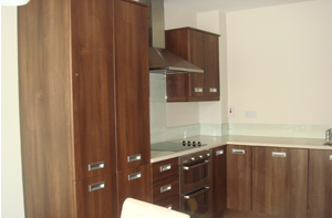 Sheares Gate Fully Fitted Kitchen